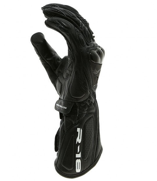 RST_R-18_Semi_Sport_CE_Leather_Glove-Black-Black_bottom_366054