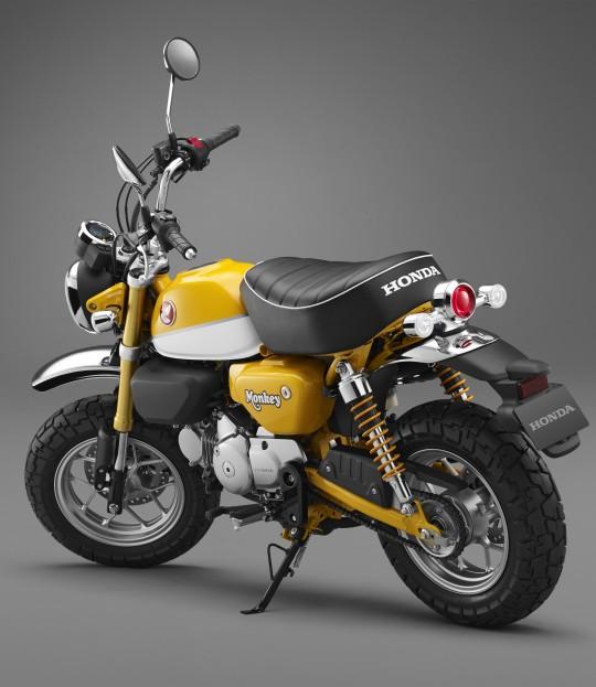2018 Monkey 125 Concept (1)